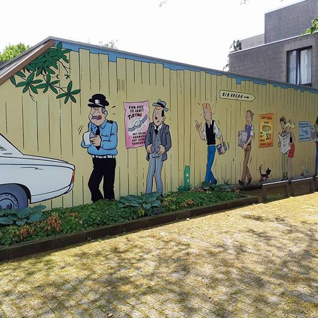 POM Arenawijk Deurne